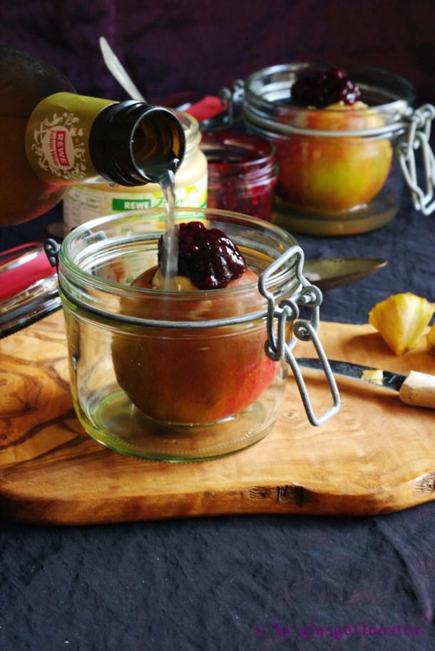 REWE Bratapfel im Glas by Glasgeflüster 4 klein