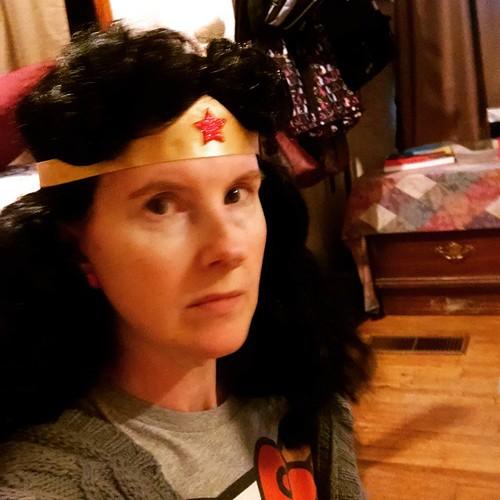 1941 Wonder Woman tiara