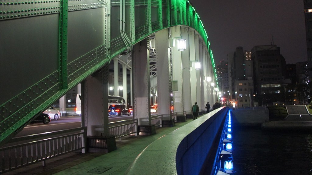 Kachidoki Bridge