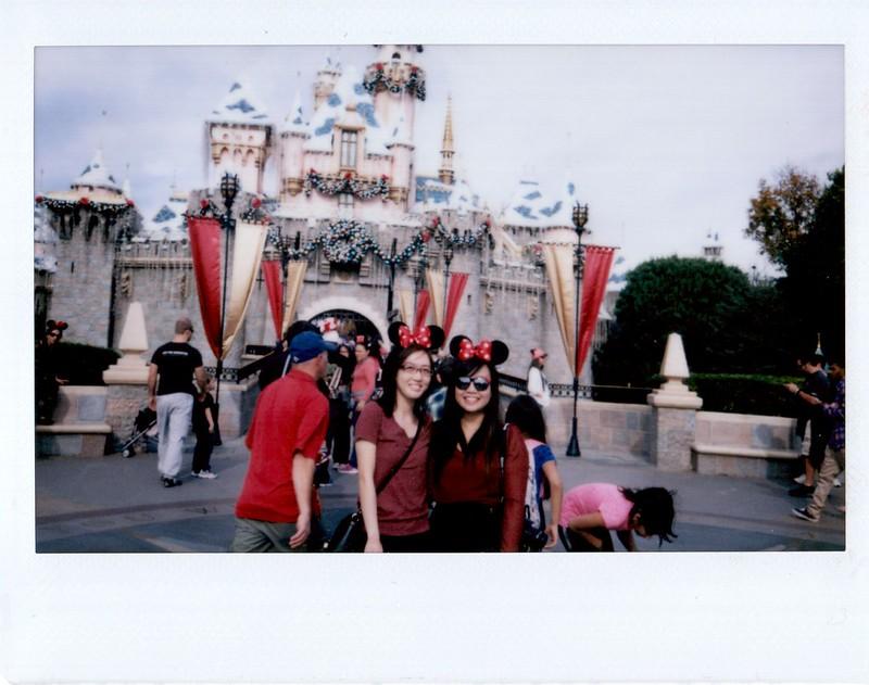 Maggie & Me at Disneyland 2014