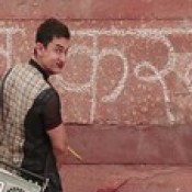 Aamir Khan Funny Scene In Movie PK 2014 HD Wallpaper - Stylish HD Wallpapers.