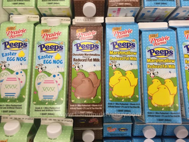 Prairie Farms Peeps Marshmallow Milk