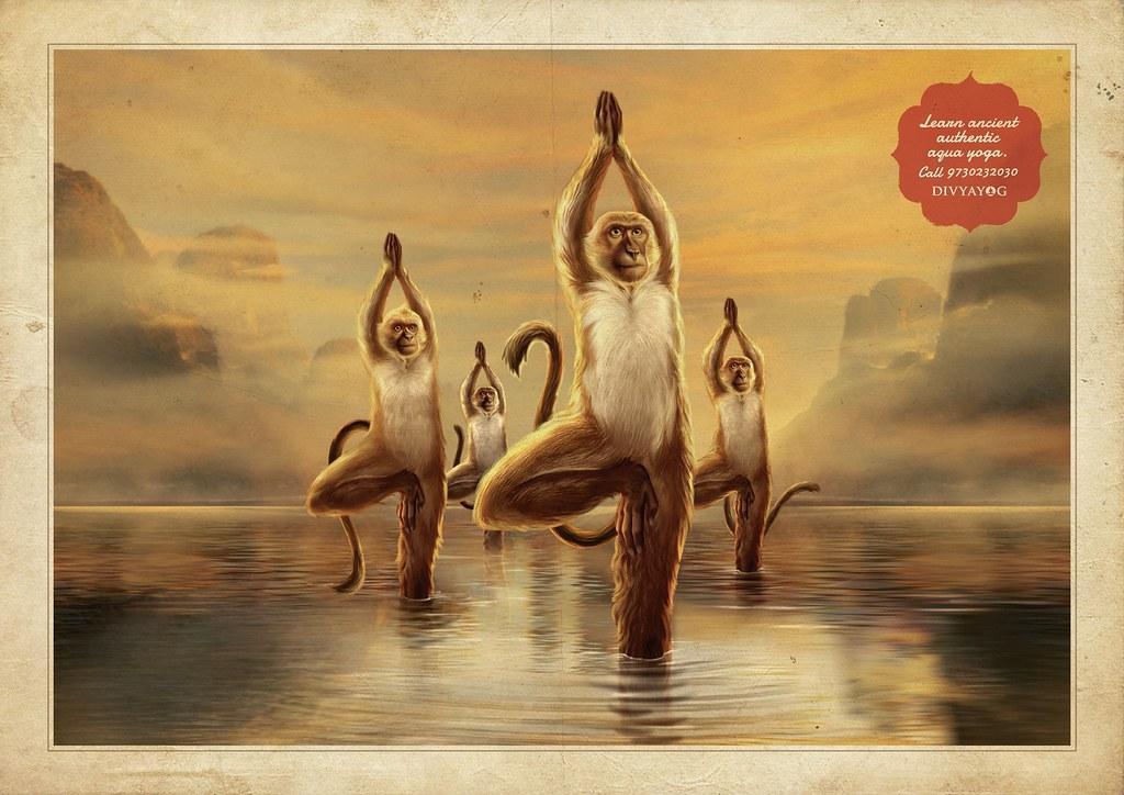 Divyayog - Ancient Authentic Aqua Yoga