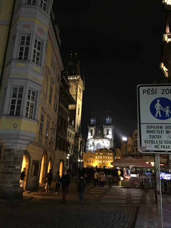 Trip to Prague (part 1) (2/27/15)