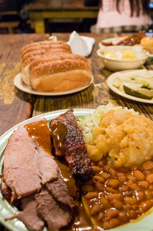 The Rancher BBQ Combination Plate