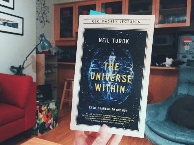 """The Universe Within"""" by Neil Turok"""