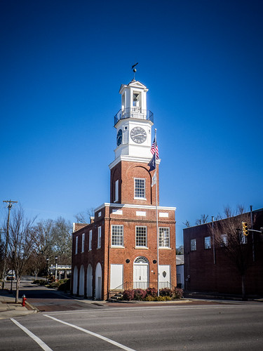 Winnsboro Clock Tower-003