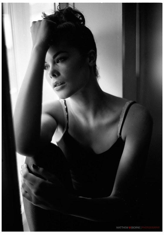 Leica M2 + Nokton 40mm + B&W Film