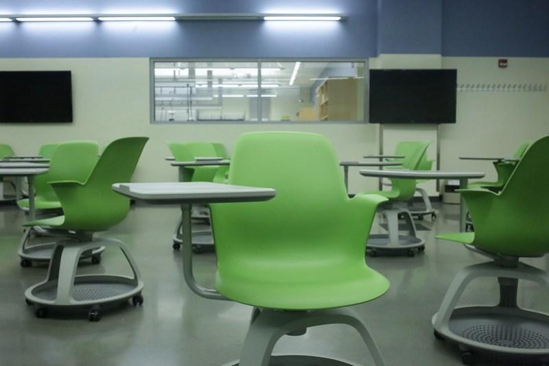 ISE Lab room