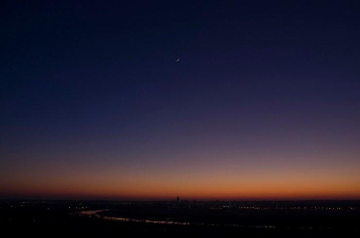 Omaha at Sunset