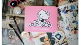 [3C保養] KITTY的粉紅叛逆。越洗越可愛。Neogence音波淨化潔膚儀