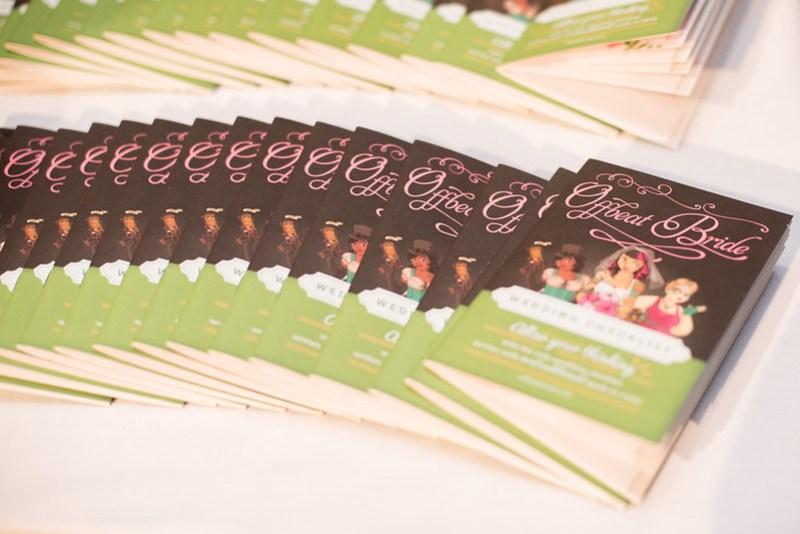 Offbeat Bride brochures