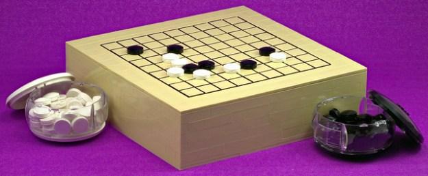 9x9 Go Board