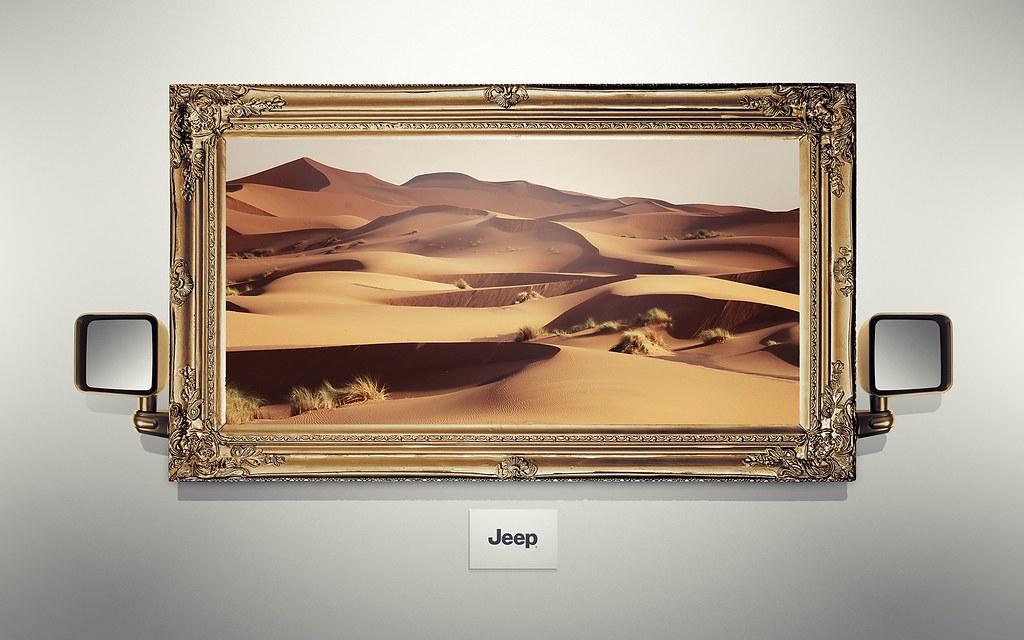 Jeep- Desert
