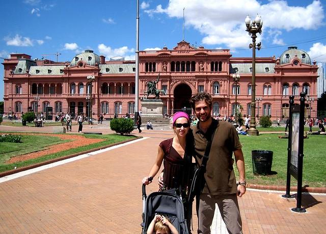 Que ver en Buenos Aires. Casa Rosada.