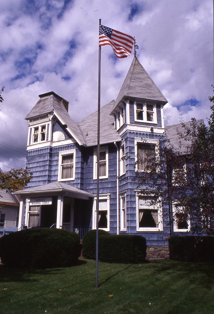 The Town Of Nappanee Elkhart County Northern Indiana