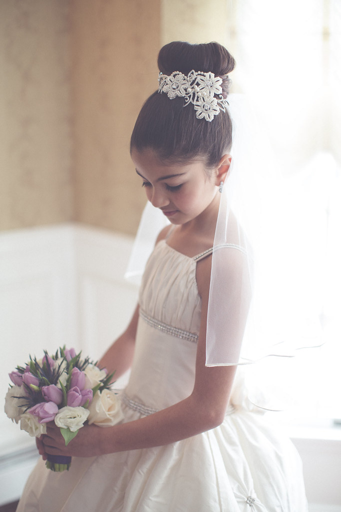 First Communion Veils Bridal Styles