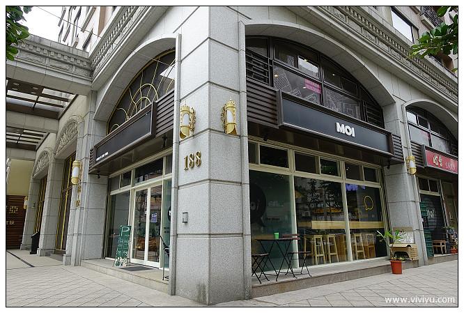 MOI,桃園,美食,莊二街,莫伊美式餐廳 @VIVIYU小世界