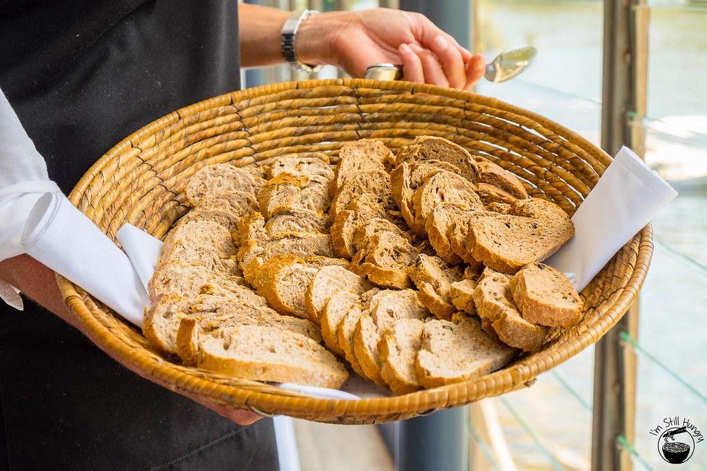 Berowra Waters Inn bread
