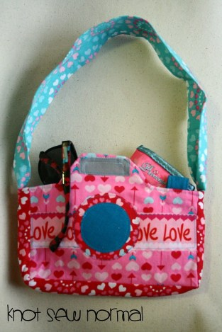 Camera Purse for Kids