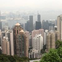 Postcards: The (Victoria) Peak (HK)