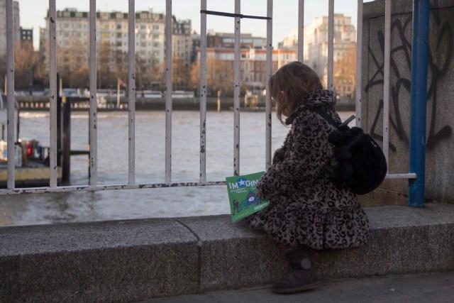Thames gazing