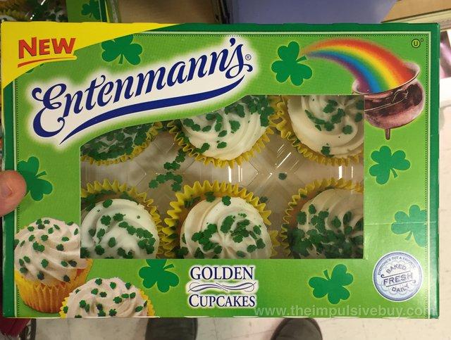 Entenmann's Golden Cupcakes