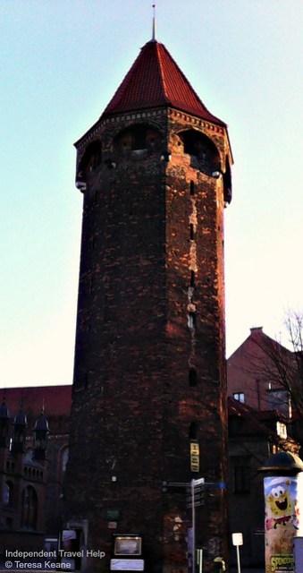 Jacek Tower, Gdansk