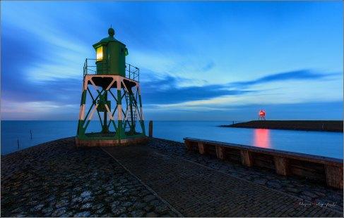 Starum (Stavoren) Súdwest-Fryslân @blue hour
