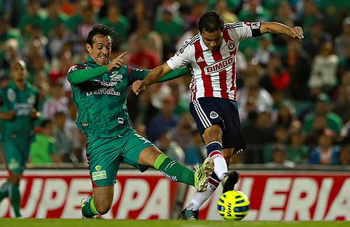 Chivas pierde el primero