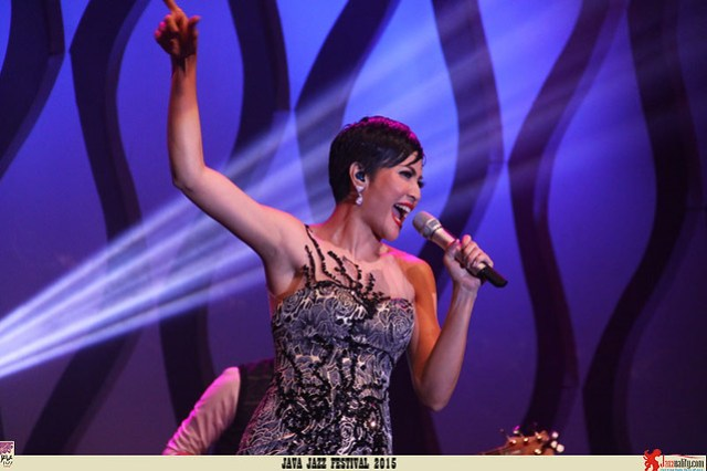 Java Jazz Festival 2015 Day 3 - Lea Simanjuntak (2)