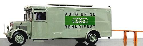 NEO Büssing-NAG Auto Union Rennsport