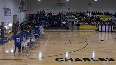 287 Crump Elementary Drummers