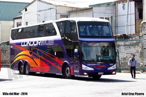 Condor Bus - Viña del Mar (Chile) - Modasa Zeus / Mercedes Benz (FTFV84)