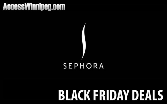 Sephora Canada Black Friday Deals 2020