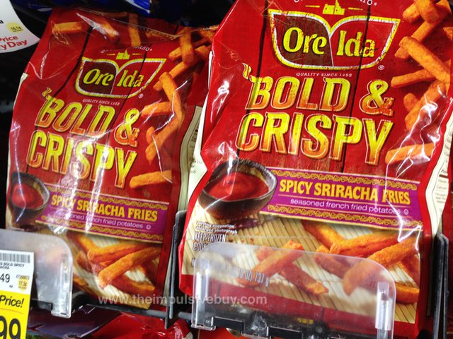 Ore-Ida Bold & Crispy Spicy Sriracha Fries