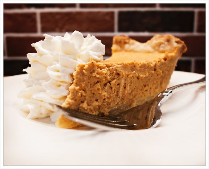 Day 287 - Pumpkin Pie