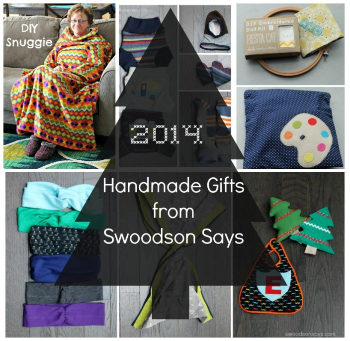 2014 Handmade Gifts from Swoodson Says