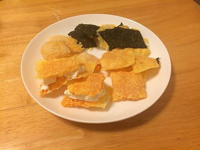 レンチンカリカリチーズ