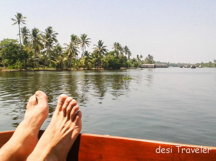 kerala houseboat cruise review