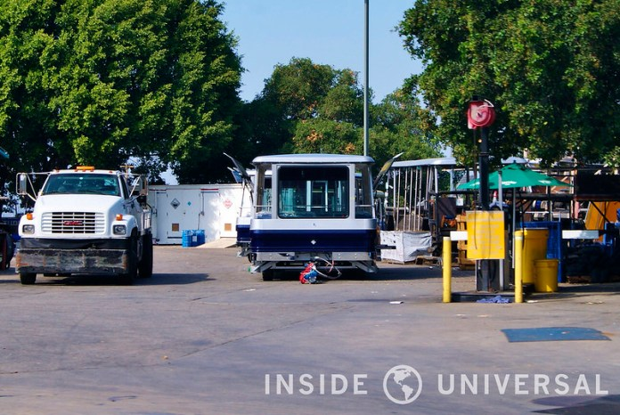 Universal Studios Hollywood Photo Update - February 21, 2015