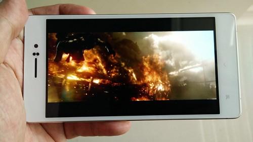 ดูคลิปวิดีโอ 1080p บน Oppo R5