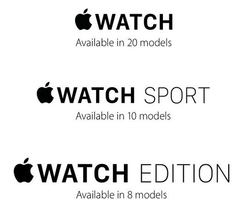 Apple Watch 20 Models