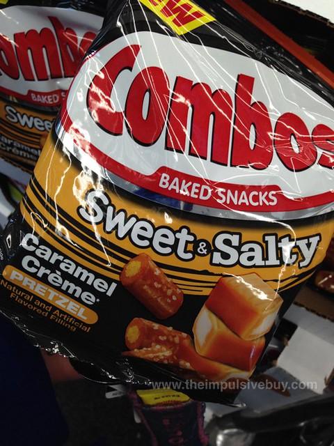 Combos Sweet & Salty Caramel Creme Pretzel