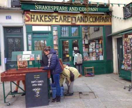 Libreria Shakespeare & Company, Parigi