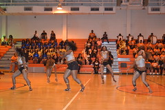 017 Oakhaven High School Majorettes
