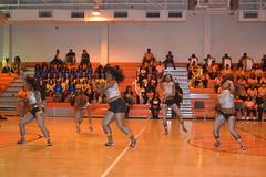 017 Oakhaven High School Majorettes