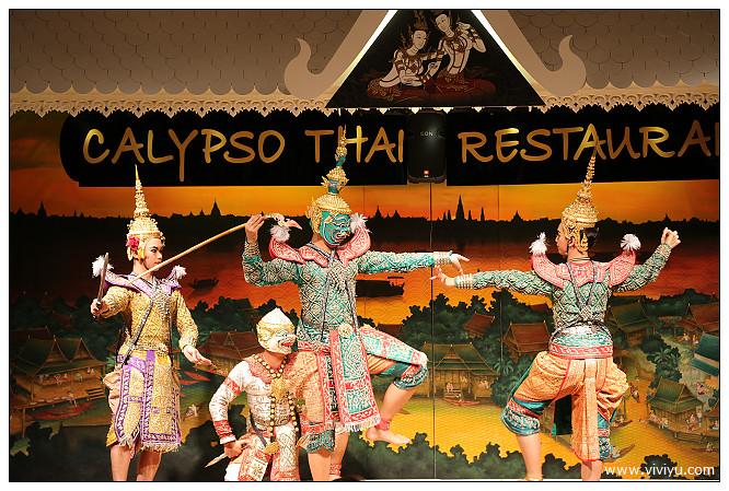 [2014曼谷]曼谷河濱夜市Asiatique The Riverfront&泰國人妖秀.The Calypso Cabaret Show @VIVIYU小世界