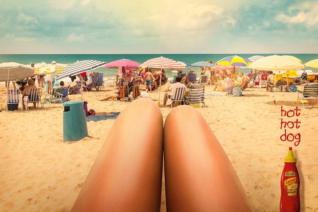 Mettre Alimentos - Beach