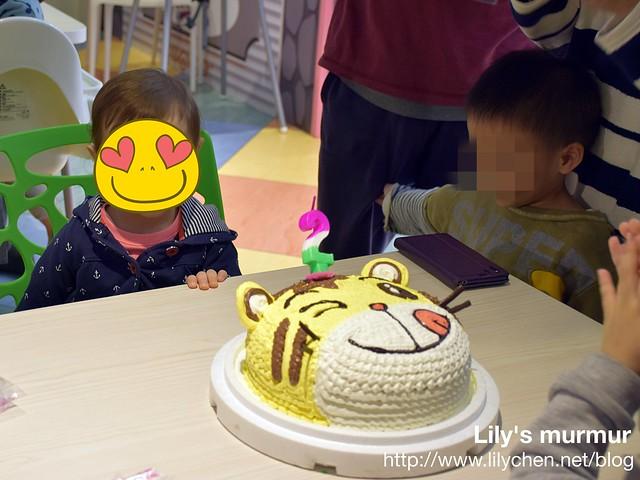 ChiaoHu Cake amazed kids!